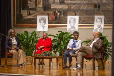 Conversation with the Class of 1966 First Black Freshman Graduates